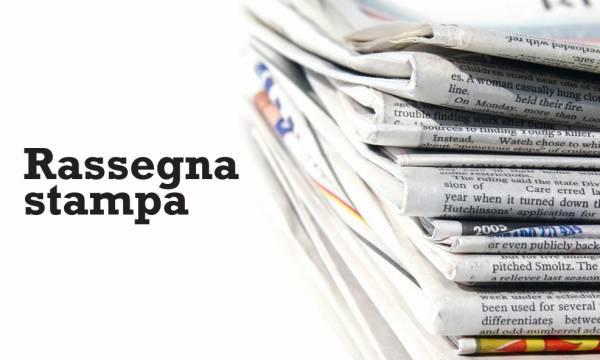 Rassegna Stampa 20 marzo 2017