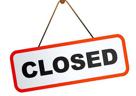 AVVISO: chiusura sede comitato