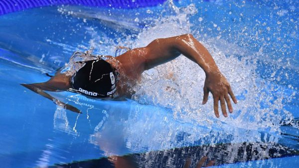 Memorial Matteo Santucci: Chieti 10-11 Giugno Stadio del Nuoto