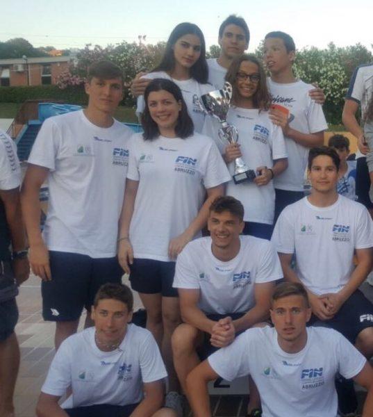 Nuoto: risultati trofeo Santucci 2017