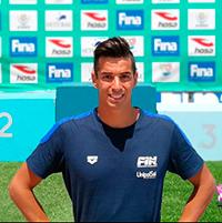 Matarazzo 10 km swimming world cup