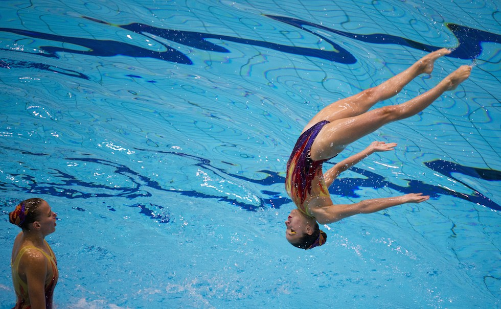 Nuoto sincronizzato: la start list di domenica 17 dicembre 2017