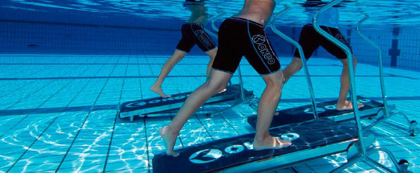 Corso Allenatore Fitness in acqua 1-4 marzo p.v. Portici